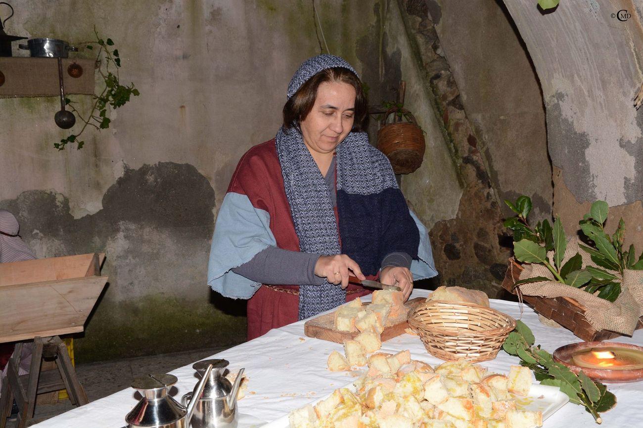 Presepe vivente Reggio Di Calabria ReggioCalabria Fiumara Presepe Christmastime Calabria Reggio Calabria Faces Of EyeEm Portrait Portrait Of A Woman Woman Traditional Clothing