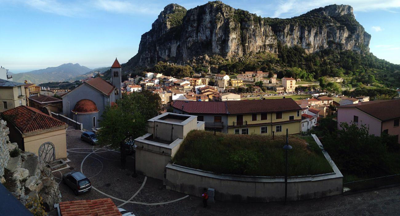 Ulassai Montagna Ogliastra Sardegna