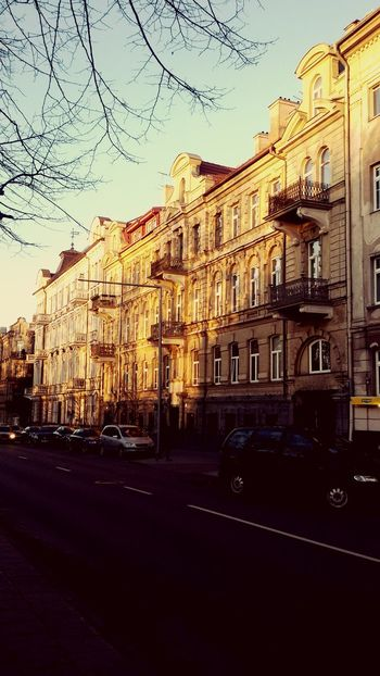 Spring City Architecture Building Exterior Sky Cityscape Travel Destinations Outdoors Day Popular Photos Travel Photography Street Like4follow Like4like Cityscape Sunnyday EyeEm Best Shots Beautiful ♥ No People Built Structure Spring Is Coming  Spring Colours Sunny Street Photography Vilnius