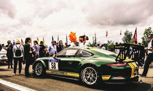 24h Race Nurburgring Race Nordschleife Porsche Racing Motorsport
