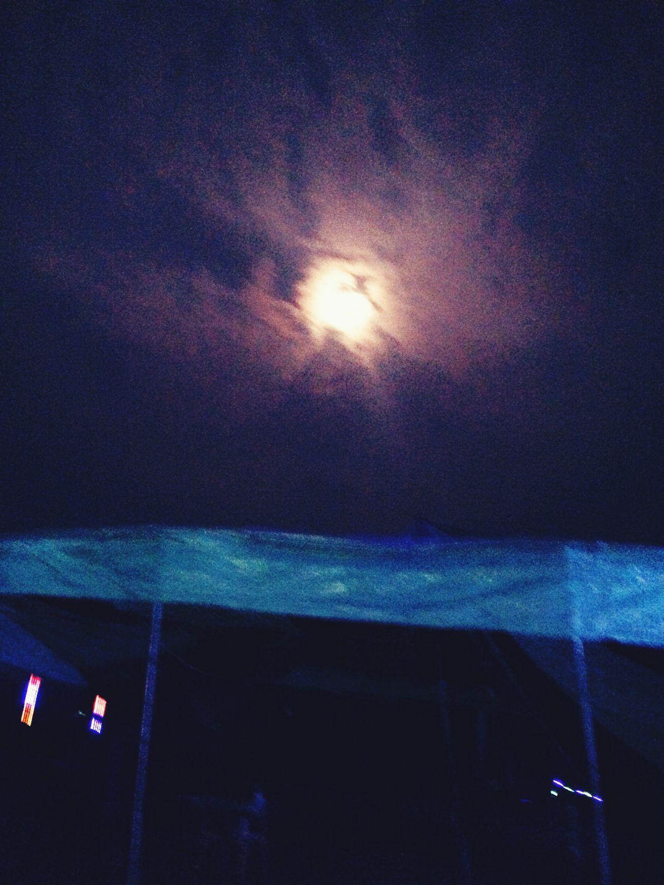 月夜 Hello World