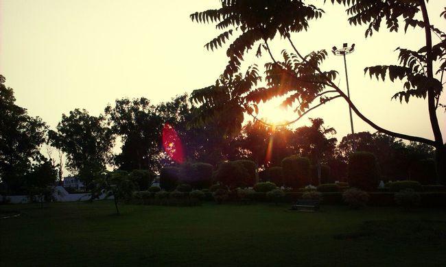 An evening at the college... Enjoying Life First Eyeem Photo