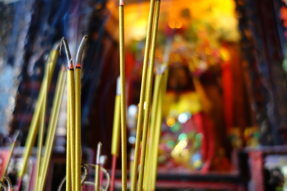 Beautiful stock photos of prayer, Burning, Day, Focus On Foreground, Incense