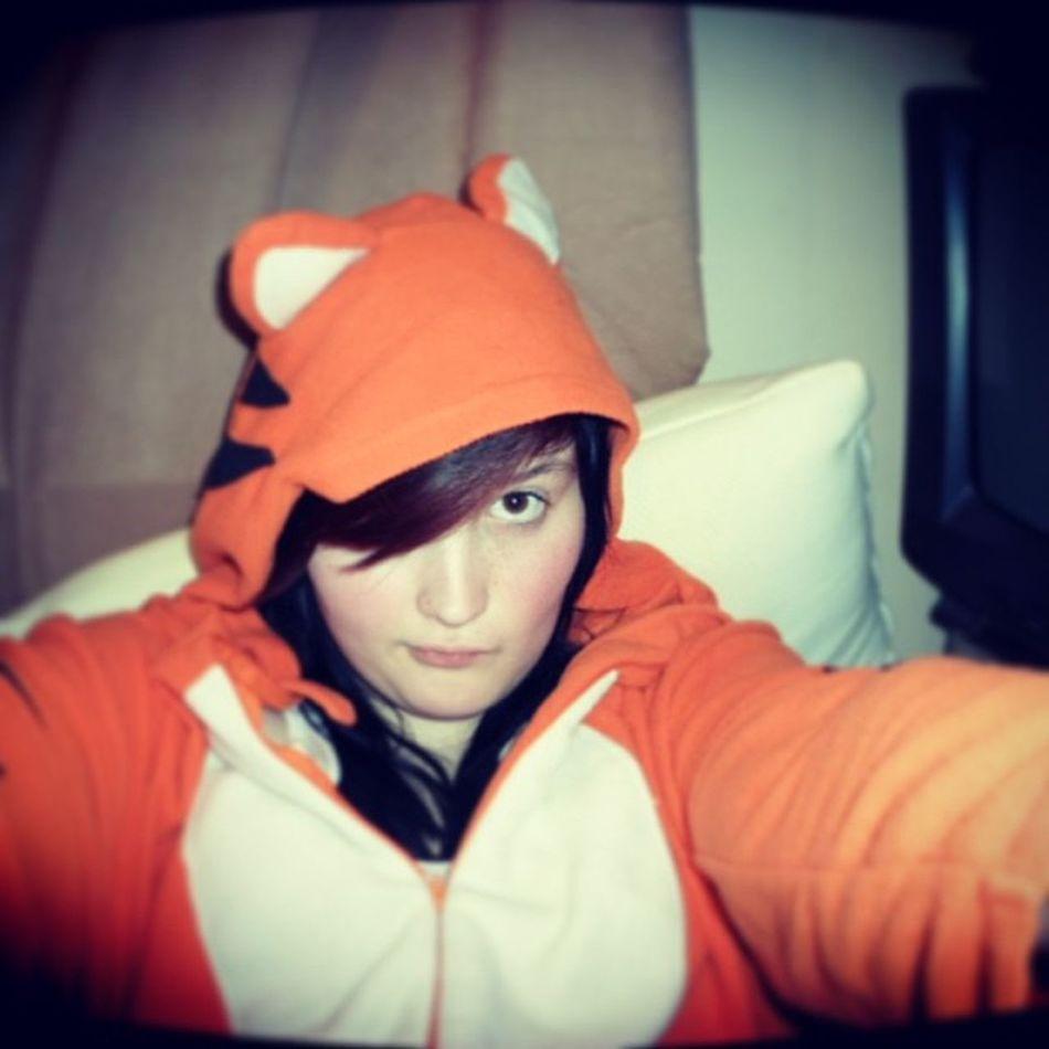 Tiger Onsie!<3 Cute Tigeronsie Onsie Pretty L4l F4F Tag4like Like4like Followme Likeit Loveit Goood Like Follow Muchlove