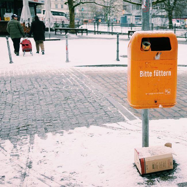 Bitte füttern // Berlin