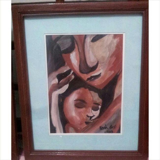 Mother.and child Motherandchild Mama Mother Pinoyartist art painting filipino filipinoartist itsmorefuninthephilippines travelphilippines discoverphilippines wowphilippines philippines asianartist