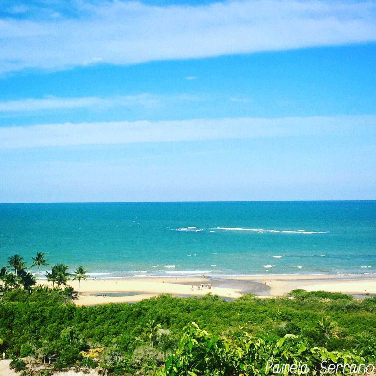 Quadrado De Trancoso Bahia Praia Playa Beach Brasil Relax