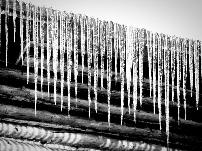Black And White Black & White Monochrome Wintertime Winter Wonderland Geometric Shapes Winter FrozenDrops Learn & Shoot: Leading Lines Perspective