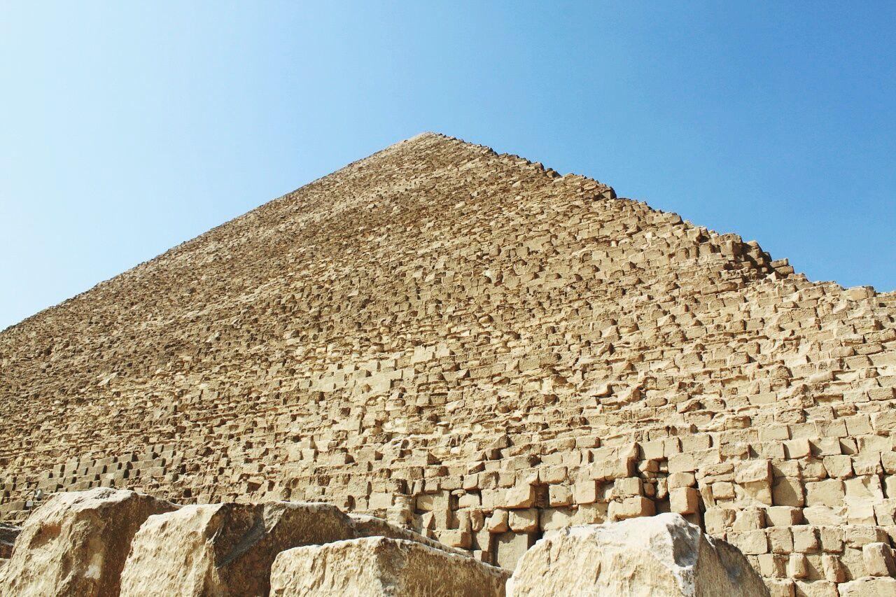 Beautiful stock photos of egypt, Ancient, Blue, Capital Cities, Clear Sky