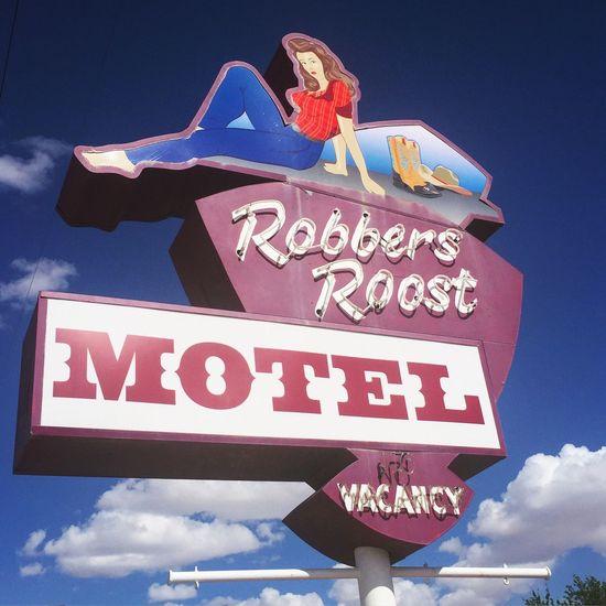 Green River, UT First Eyeem Photo Old Neon Sign Hotel Motel Motel Sign Utah