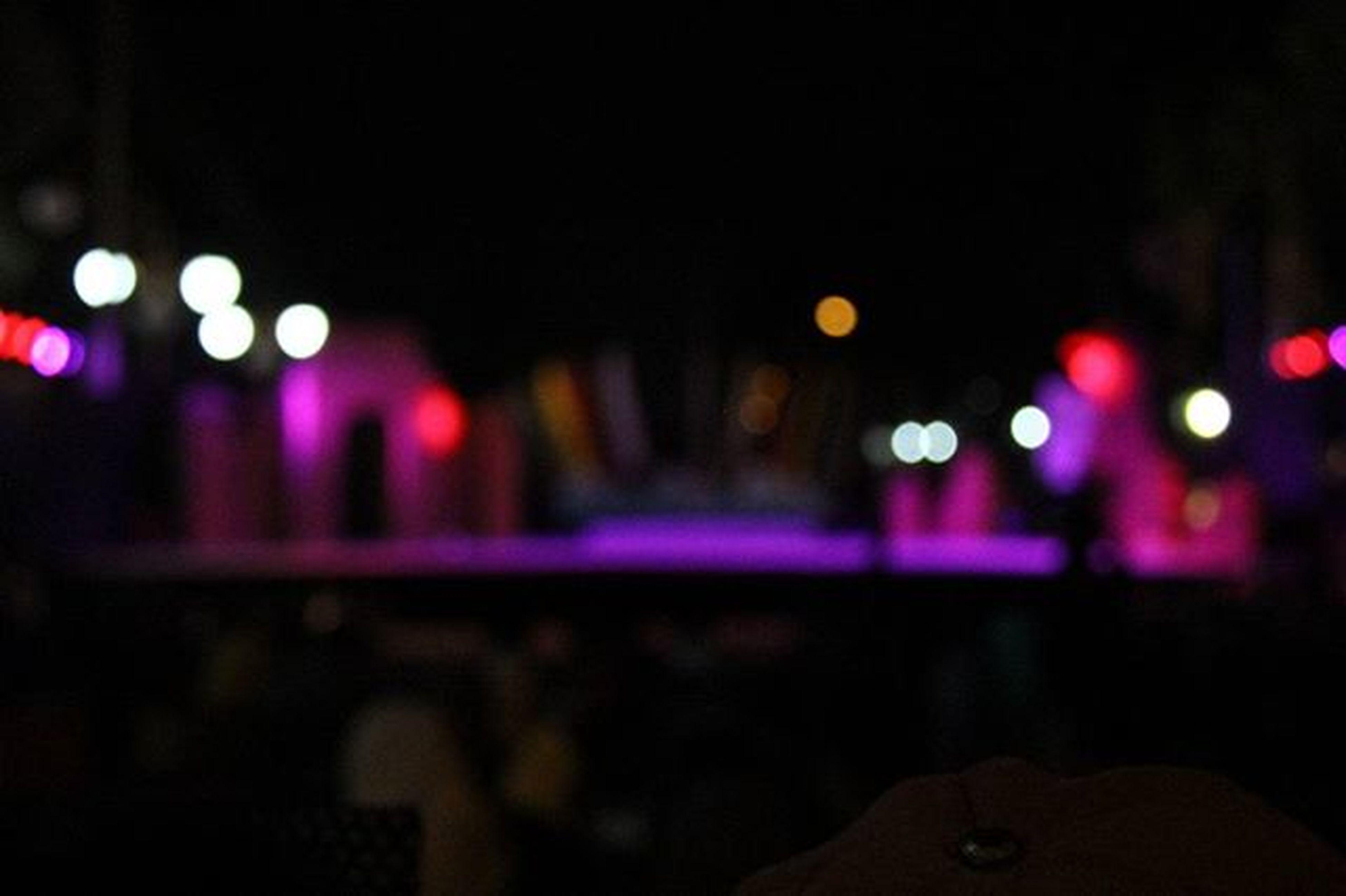 illuminated, night, defocused, lighting equipment, multi colored, light - natural phenomenon, glowing, street light, city, light, no people, dark, electric light, decoration, outdoors, street, copy space, long exposure, light effect, red