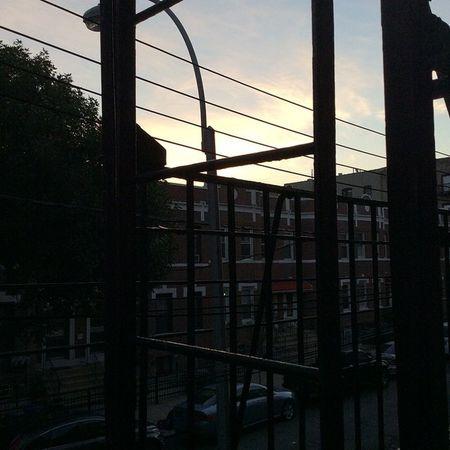 Nofilter Sunrisenyc Goodmorningnyc time to start the work week