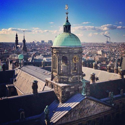 Roofs of #Amsterdam and Royal Palace of Amsterdam ??☀??#royal #roof #palace #alan_in_amsterdam #dotz #gf_daily #gang_family #gramoftheday #holland #igers #ic_cities #igholland #igersholland #insta_holland #iaminamsterdam #mokummagazine #o2trains Dotz Ic_cities Gramoftheday Roof O2trains Amsterdam Worldwidephotowalk Holland Gramsterdam Iaminamsterdam Palace Mokummagazine Royal Alan_in_amsterdam Gang_family Insta_holland Gf_daily Flippingkewiki Igers Igholland Iamsterdam Igersholland Piclab