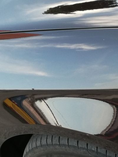 Carreflection collection Curve Architecture Day Cloud - Sky No People Outdoors Road Sky City Close-up Altered Reality Altered Reality Reflections Reflections Car Reflection Abstractphotography No Edit No Filter Photography The Purist (no Edit, No Filter) The Week On Eyem Italy🇮🇹 Daylight Photography Huawei Shots Reflection Abstract Car Carreflection Collection