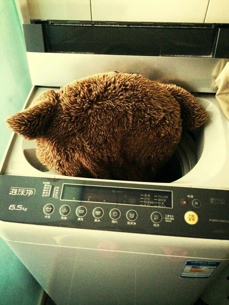Check This Out Look mom, I am not lazy, I am washing my stuff.? FUNNING