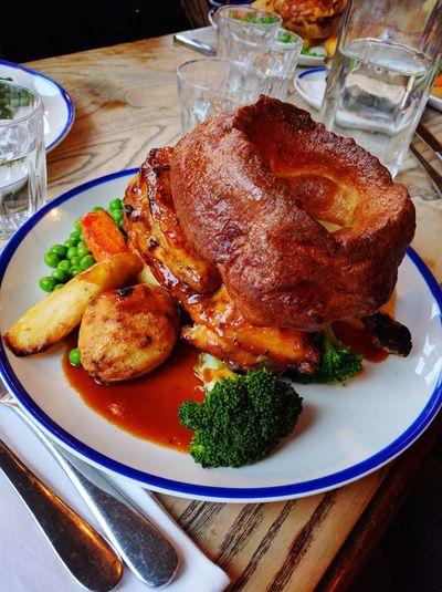 Roast Food Roasted Meat Chicken