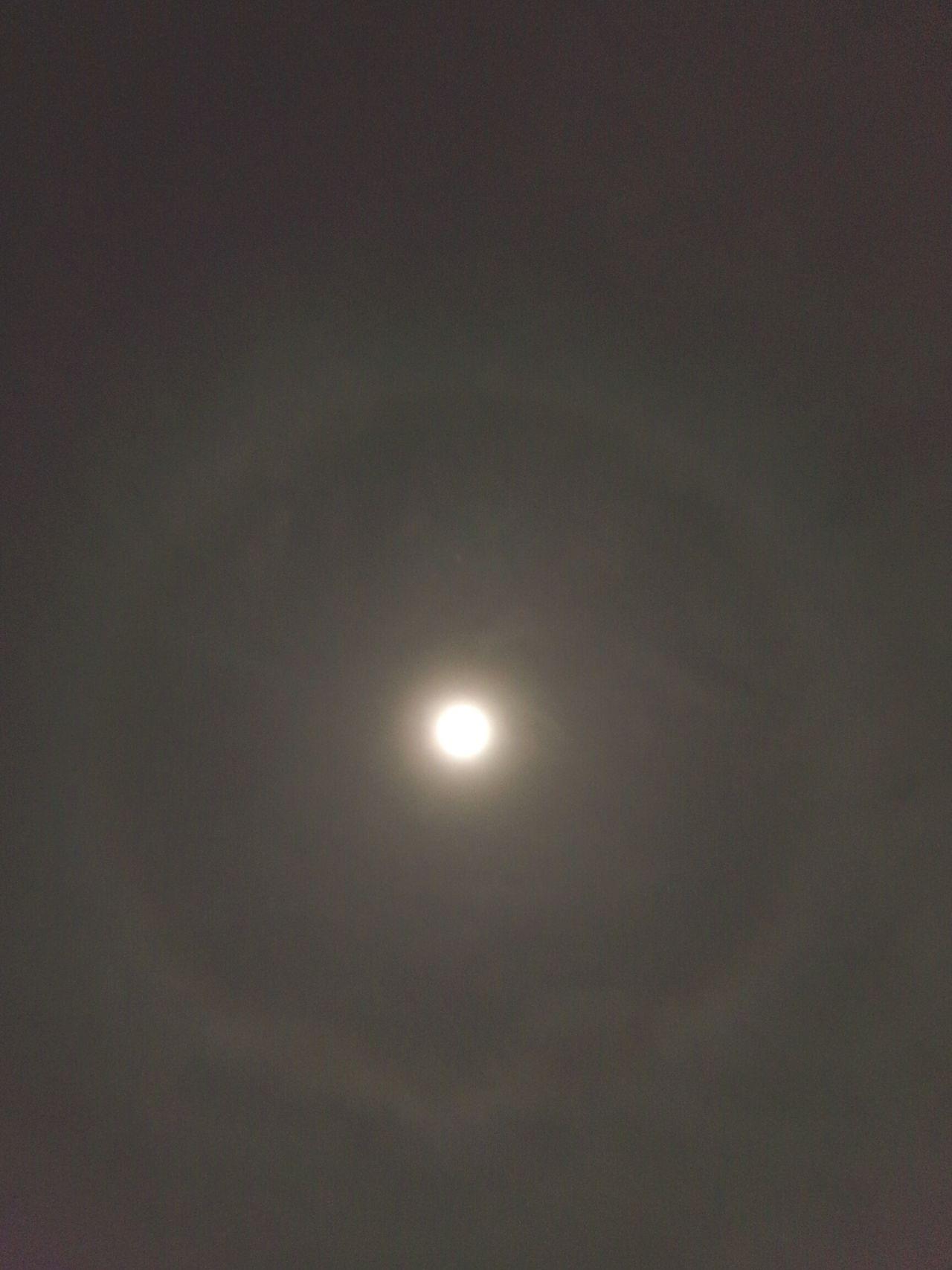 Full Moon 🌕 Haloaroundthemoon Sky Astronomy Space Moon Night No People Nature Outdoors Mean'sRainIsComing Loverofnature EyeEmBestShot's Full Frame Eyeemnaturelover