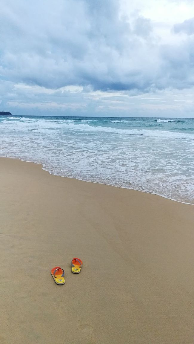 Beachphotography Phuket Karon Beach The OO Mission