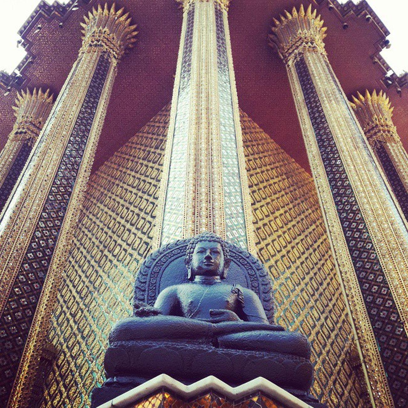 BKK Grandpalace Buddha Thai Bangkok