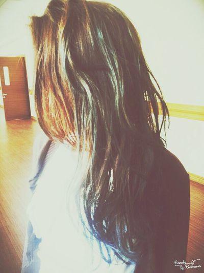Blue Hair I Love It♡○♡○♡○♡