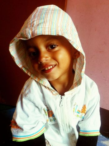 When my son have smile I feel I m a god father
