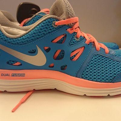 Nowe Buciki Nike Niebieskie najaczzakupy <3