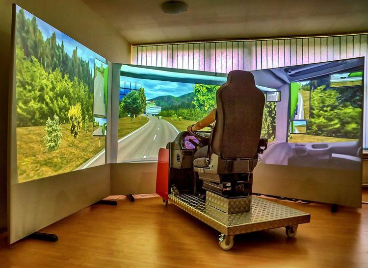 Simulator Truck Truckerslife HDR Flight Simulator Flightsimulator Hdr_Collection Hdr Edit Hdrmania Hdrphotography