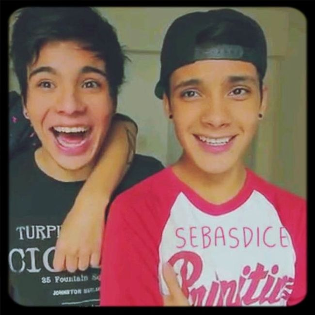 Son tan perfectos:3 Sebasdice Sebastian Villalobos Youtube Friends