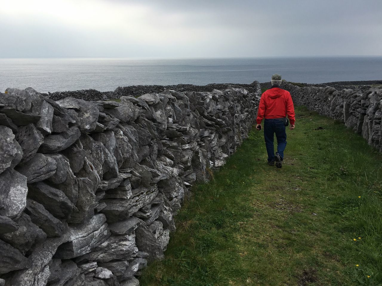 The Journey Is The Destination Walking Around Out For A Walk Aran Islands Stone Wall On The Way Adventure Club Colour Of Life People And Places Enjoy The New Normal Finding New Frontiers Minimalism