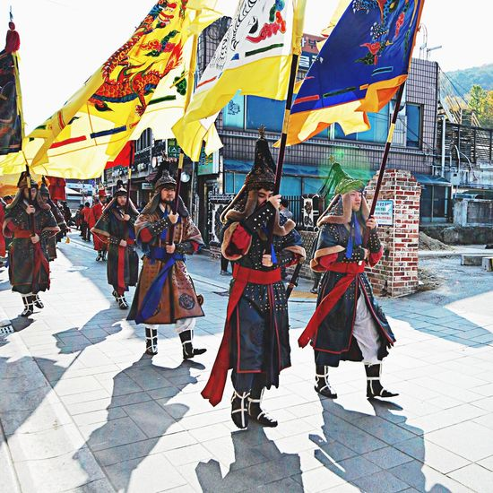 South Korea Sightseeing Culture