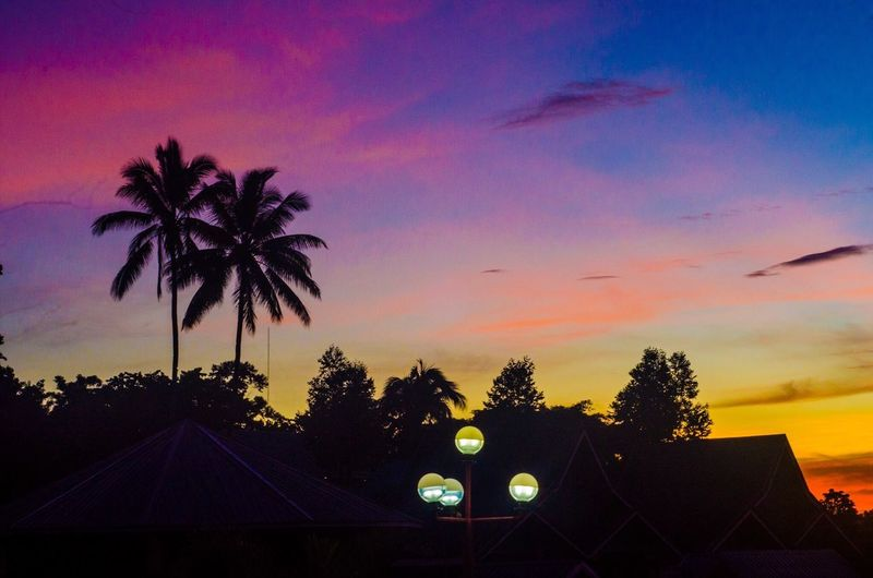 Painted Sky. Pure Bliss. Philippines Bukidnon Maramag Wonders Of Nature Nikon SLR Eyeemphotography