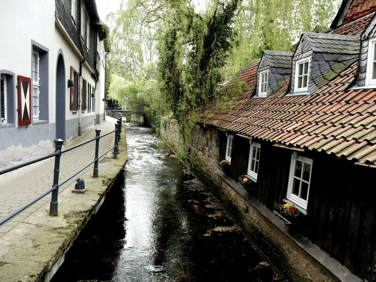 Architecture No People House Goslar Water Germany Architecture