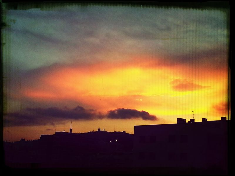 City Late Afternoon Atardecer Daydreaming