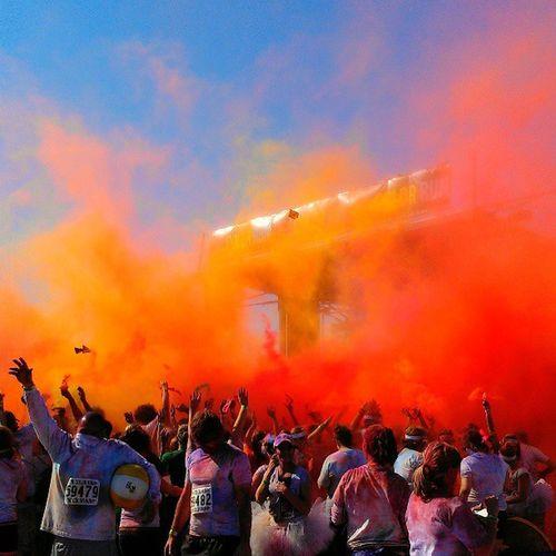 Colorrundallas Colorrun2013 ColorRun