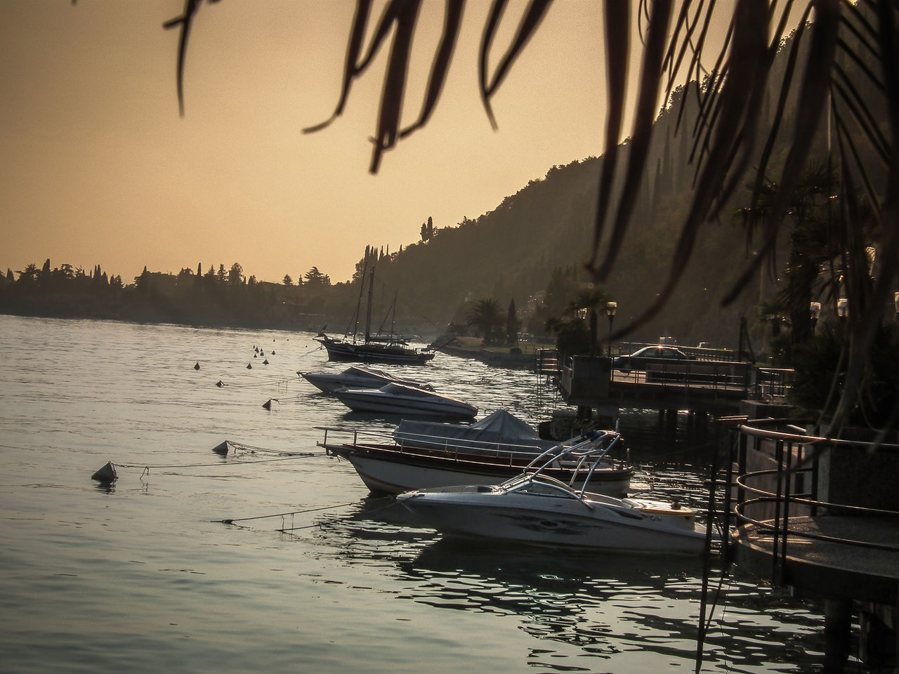 Abend Abendstimmung Day Evening Evening Light Evening Sky Italia Italien Italy Italy❤️ Italy🇮🇹 Lake Mode Of Transport Nature Nautical Vessel No People Outdoors Reflection Sera Sky Transportation Tree Water Waterfront Yachting