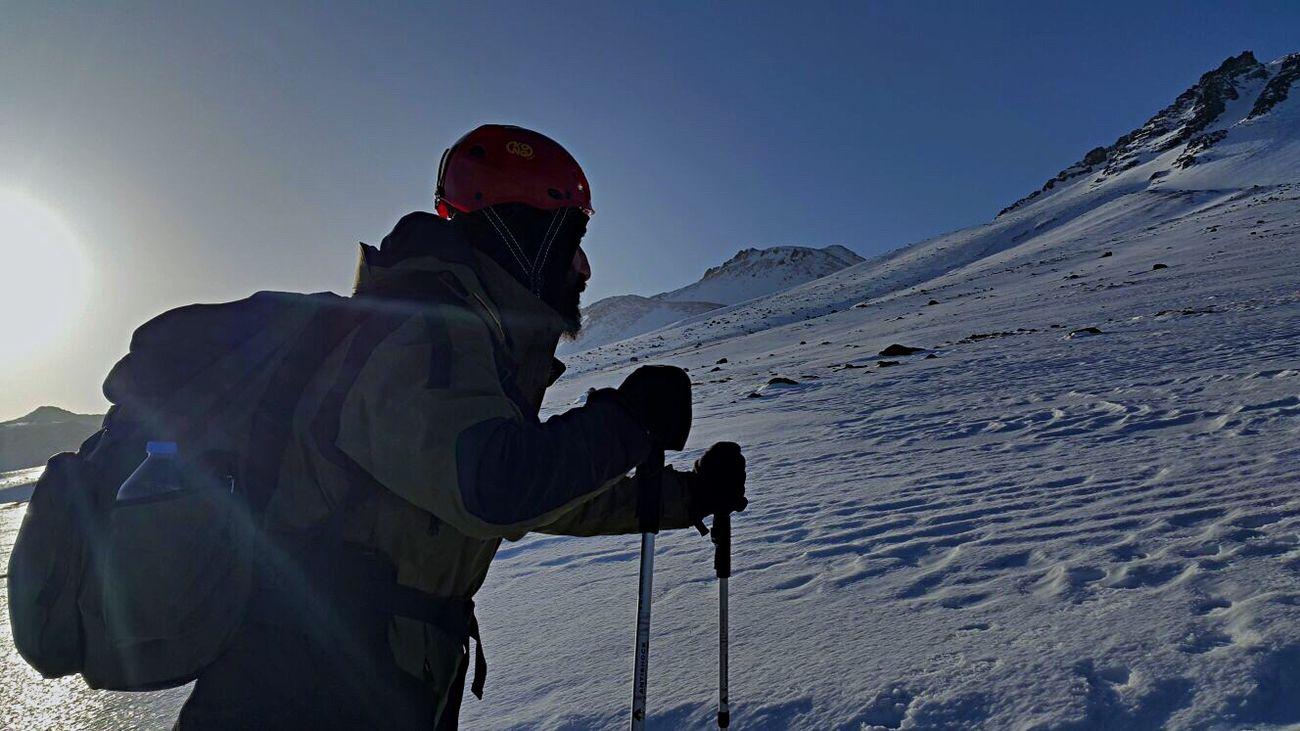 Montain  Hasandağı Tırmanış Zirve
