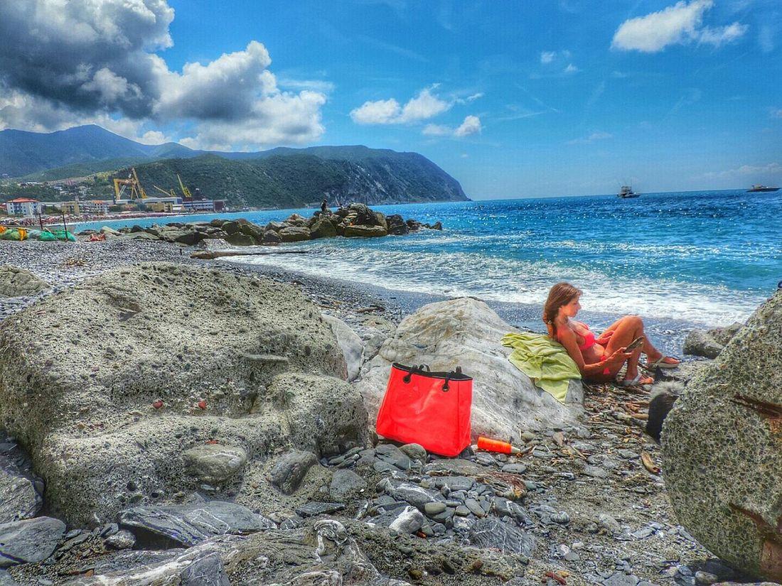 11 luglio Riva Trigoso Beach Life Liguria