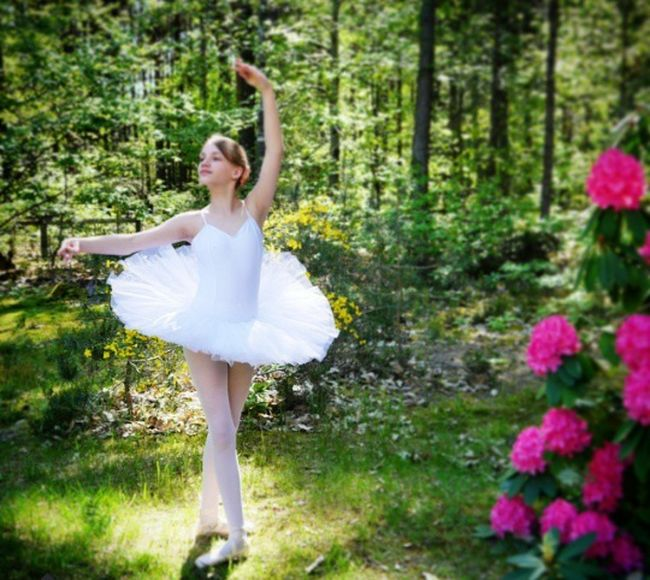 Dance ❤ Classic Dance In The Forest Fontainebleau