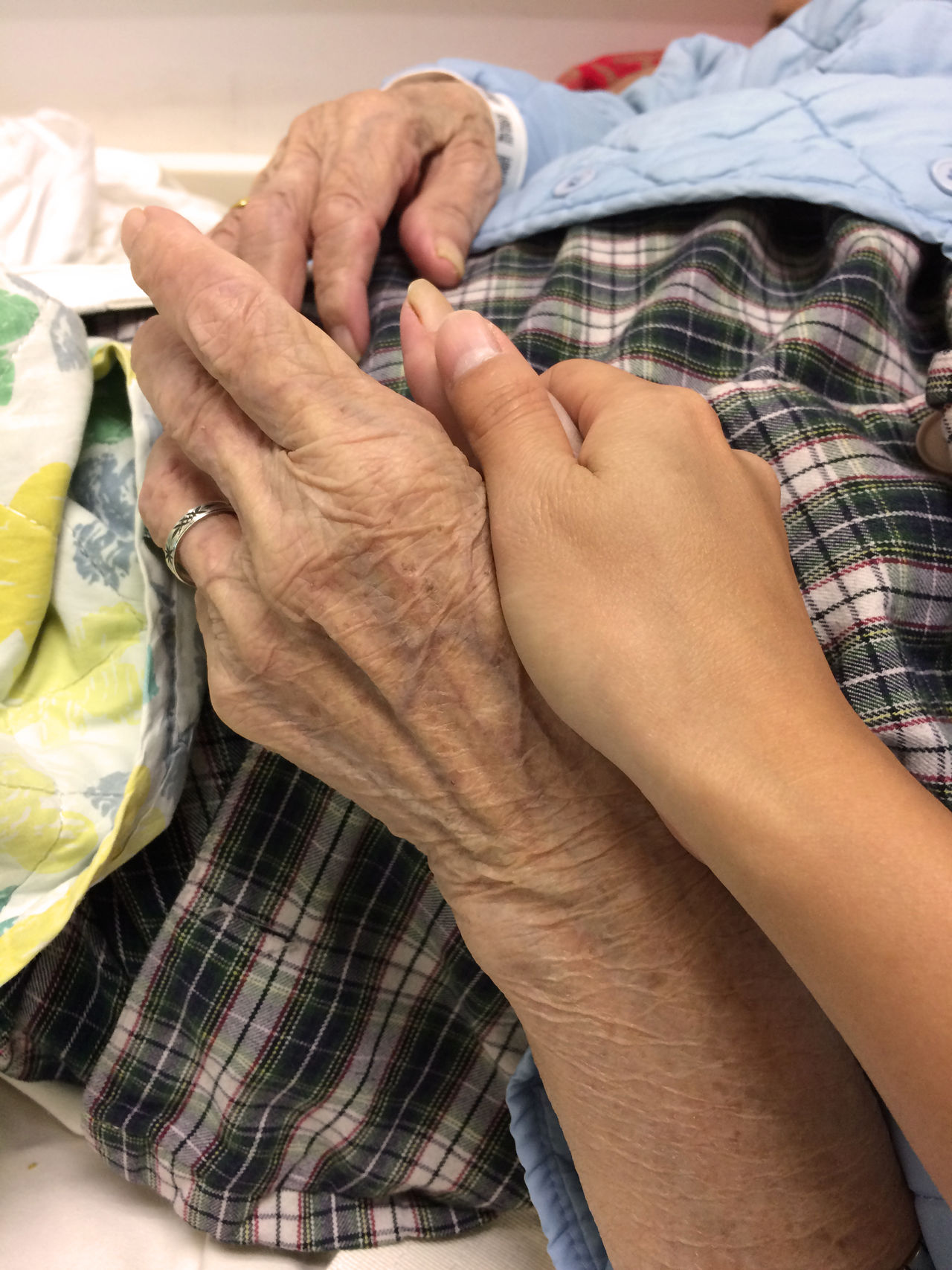 Beautiful stock photos of granny, Bed, Bonding, Care, Comfortable