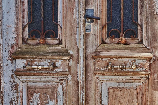 Old House Old Door Small Town Storys Sony A58 Architectural Detail