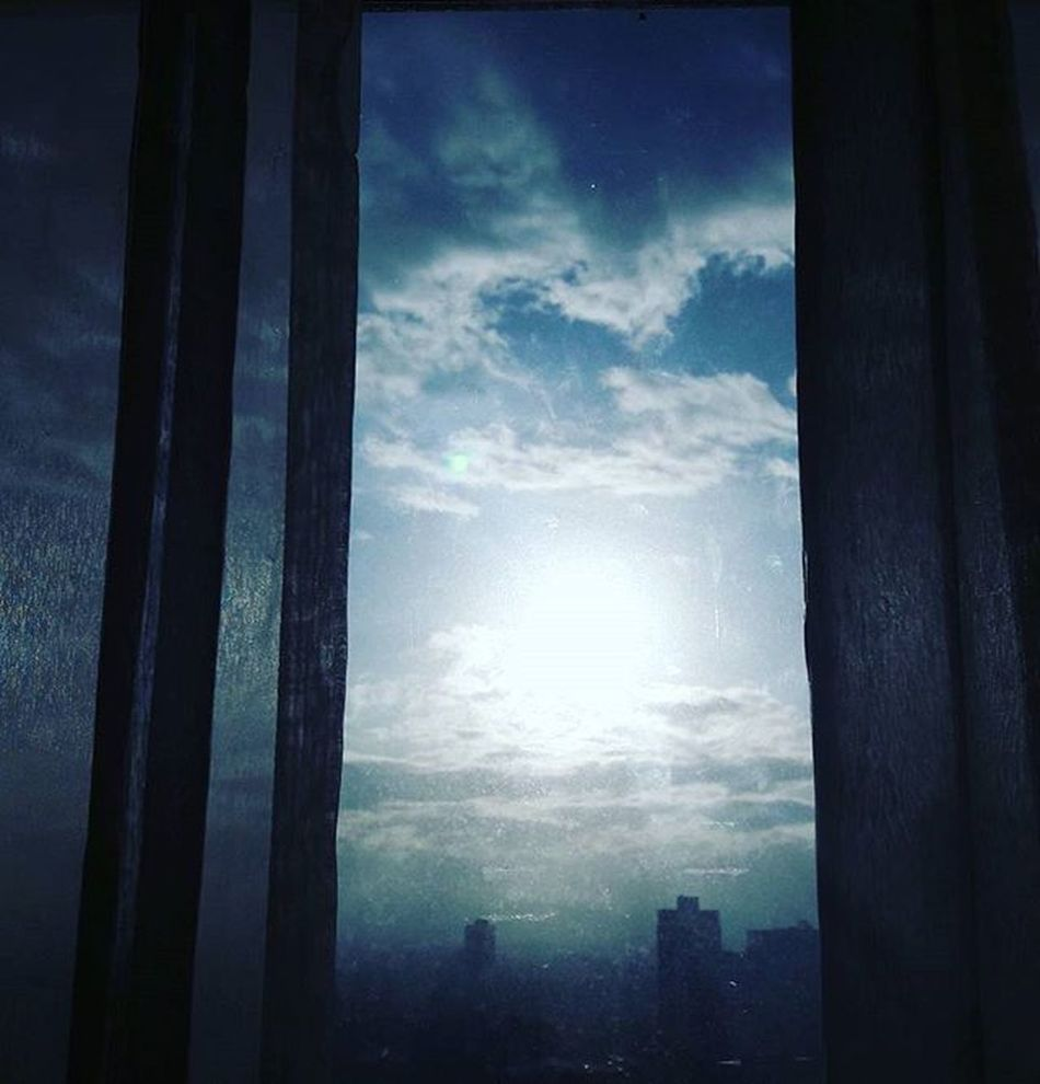 Roomview Ortigas Hotel Newday Mornings Metroskyline Sun Sunrise Sky Photography Skyline Skyporn Blue Wave 💙