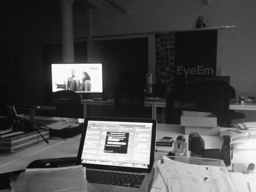 Tatort, Bookkeeping, Super Bowl by Flo Meissner