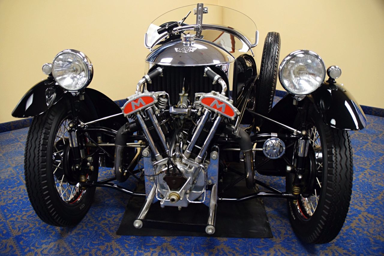 Morgan Three Wheeler Cars Motors Auto Museum Travel