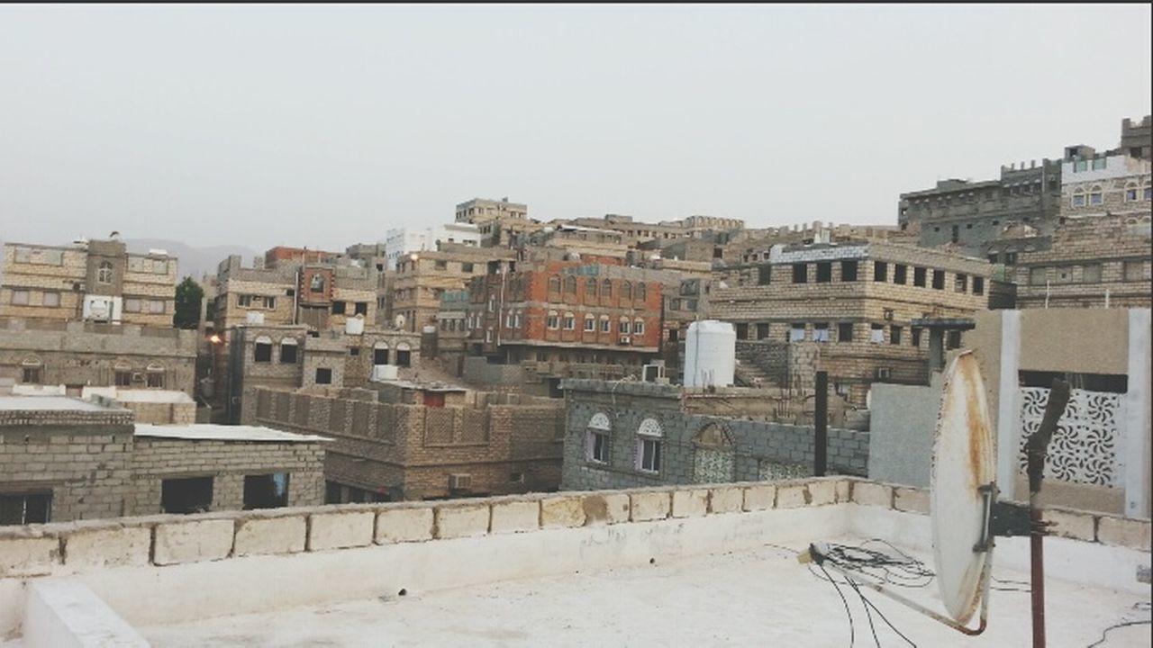 My Year My View Yemen اليمن فوق المنزل