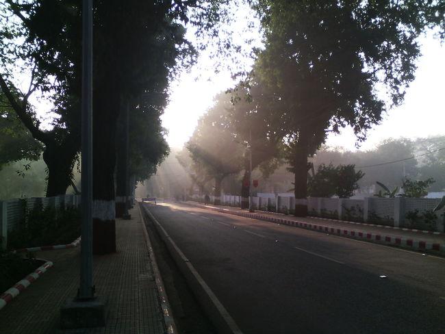 Morning Sun Good Morning World! Morning Sky Morning Walk