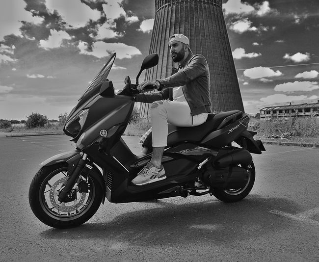 Vroum. VroumVroum Yamaha Xmax First Eyeem Photo