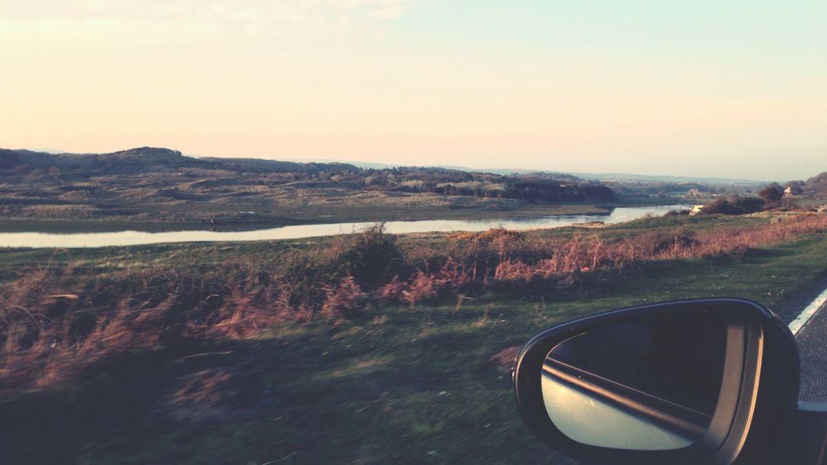 Drive round ogmore