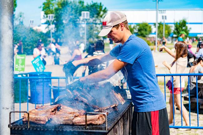BBQ Brooklyn Food Food Festival Grill Grilling Meat Ribs Smorgasburg Food Stories