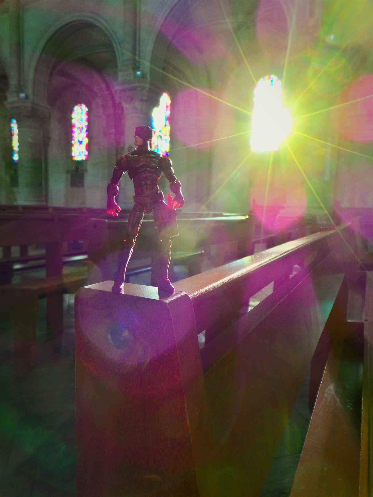 """""""Sans le Mal, le Bien n'existe pas."""" Dardevil arrive sur Netflix Marvel AlbumComics Paris"""