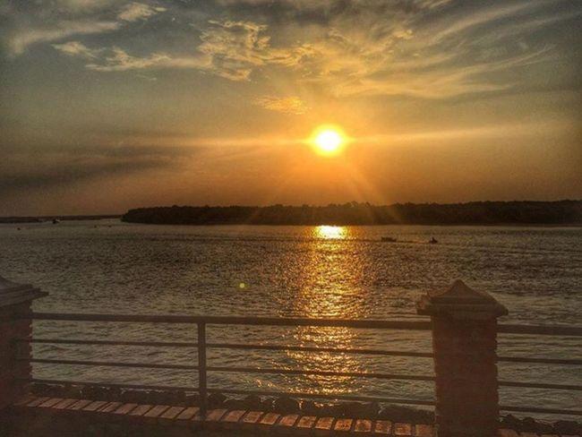 🙏🏽 Tranquility Sun Sunlight Araguaia Brazil